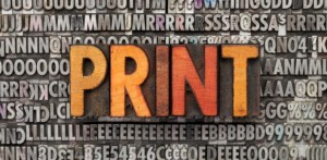 Printing helps businesses Profit